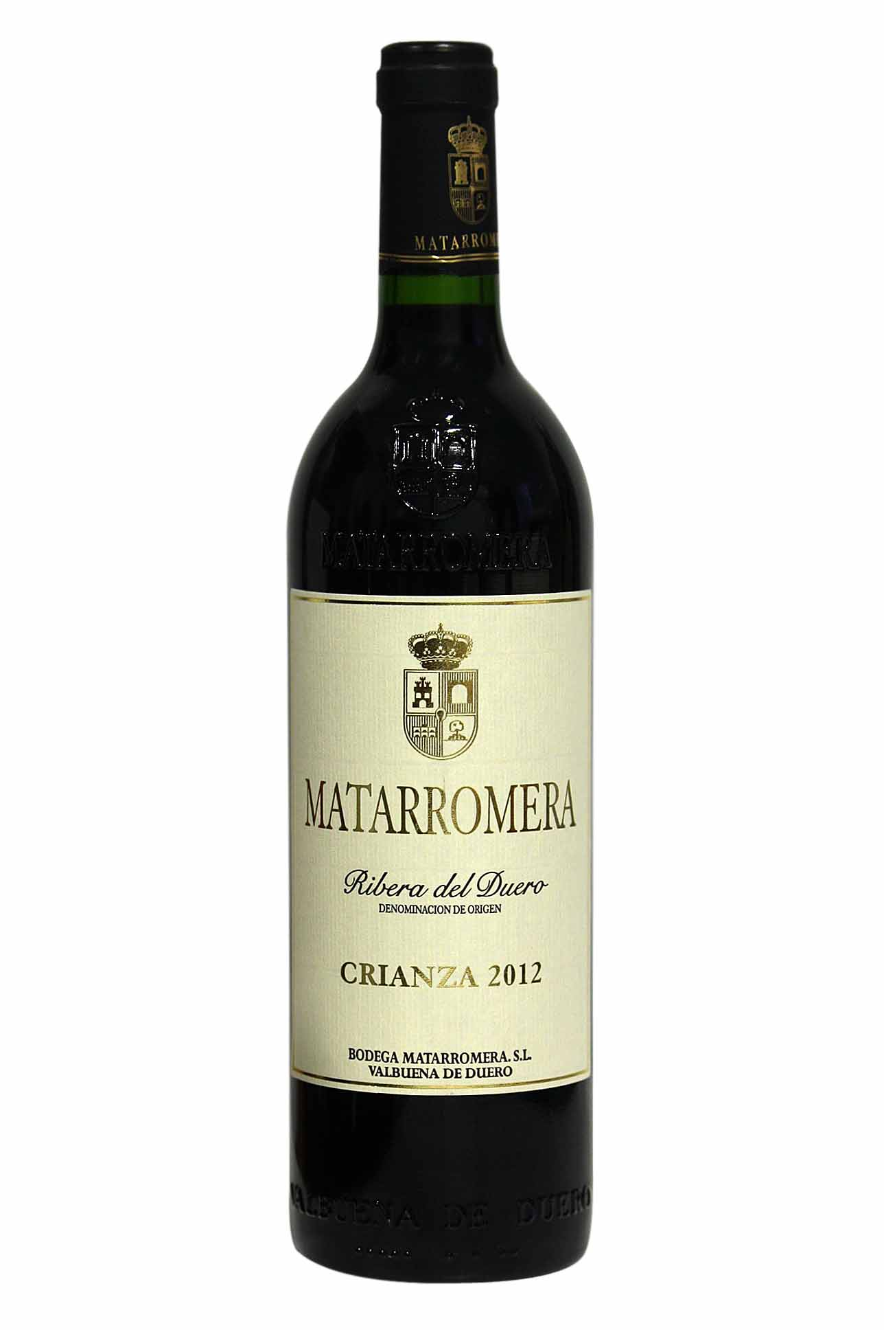 Matarrromera aged red wine