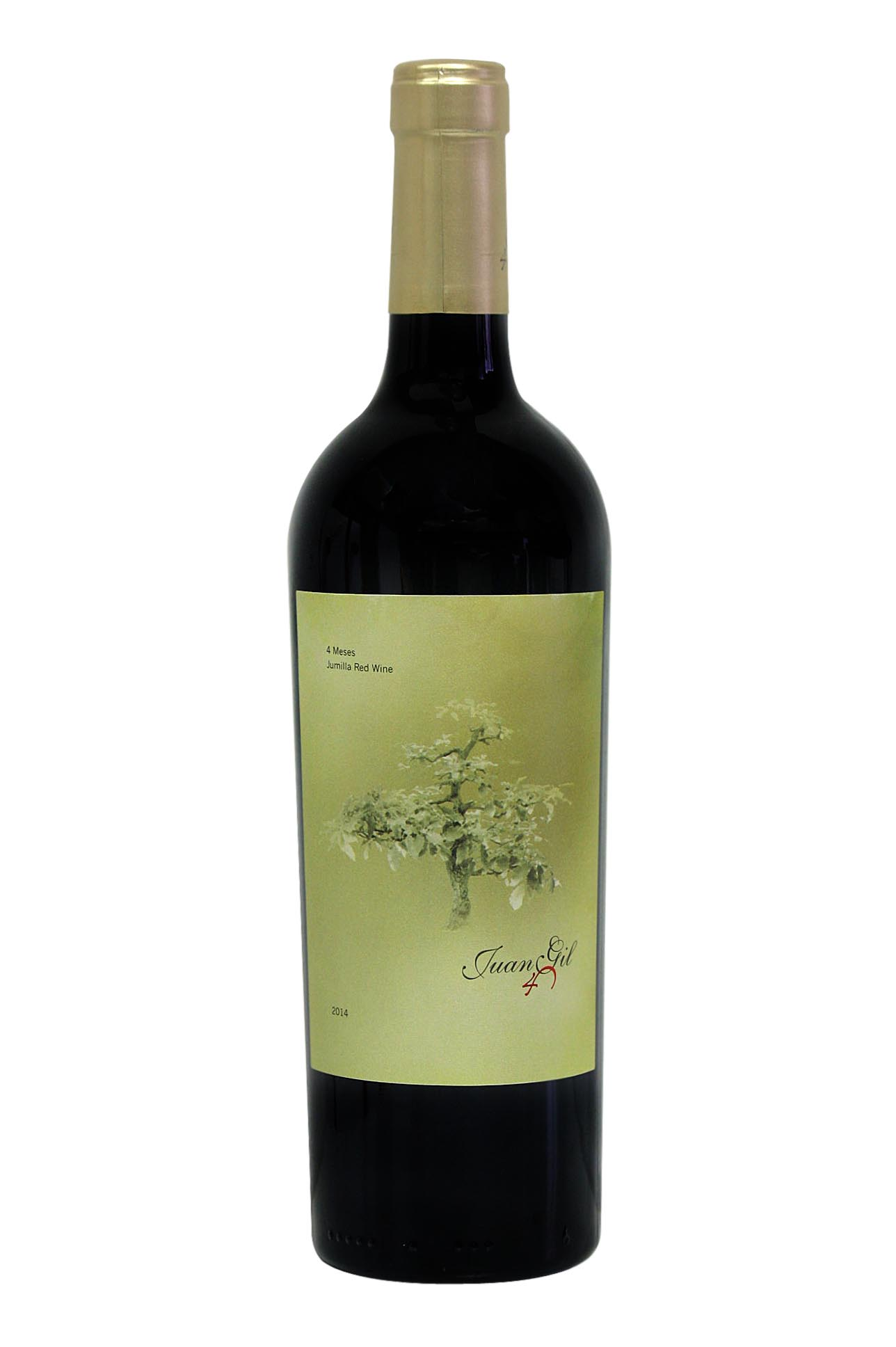 Juan Gil roble red wine