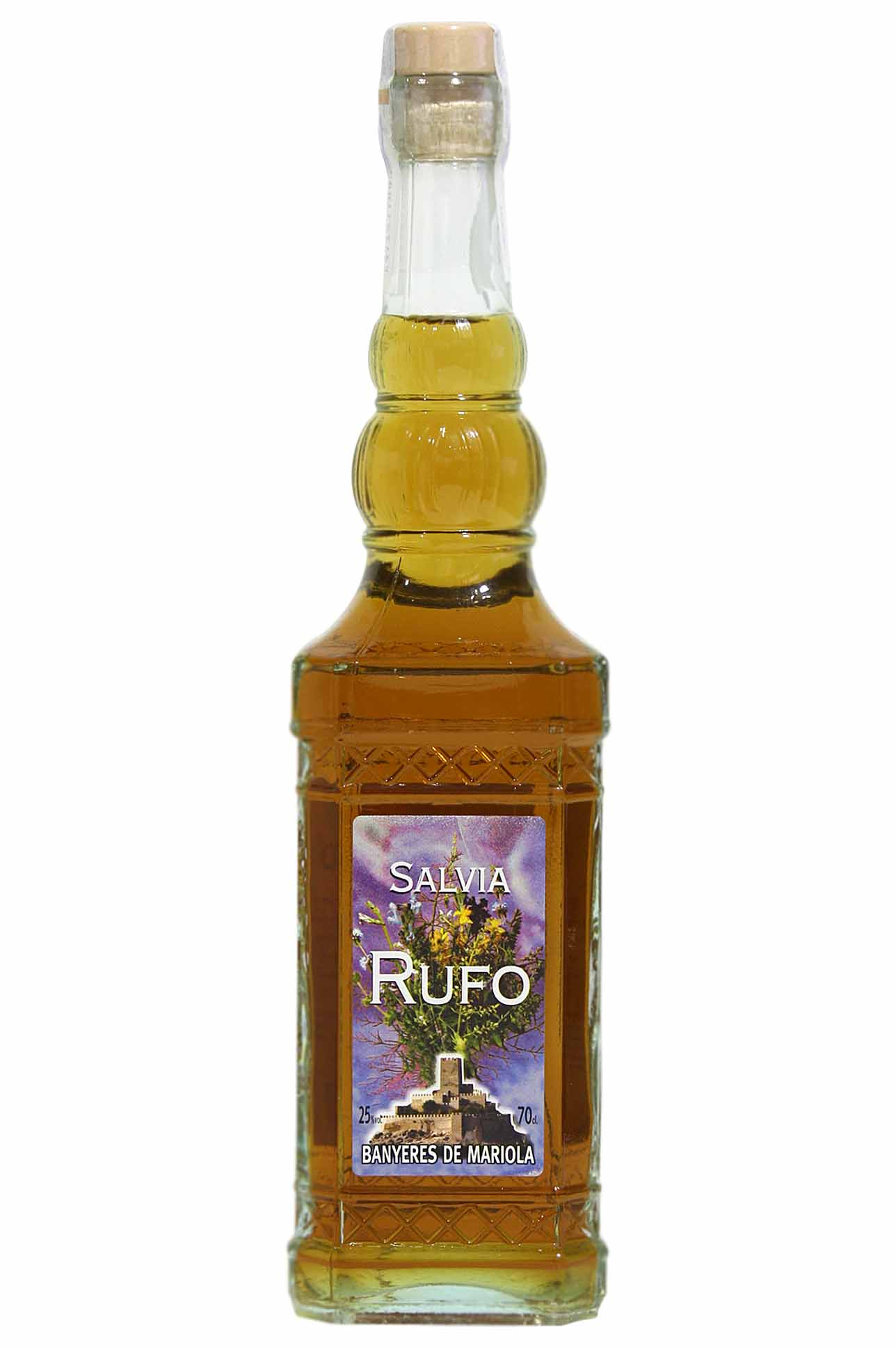 Licor De Salvia Rufo