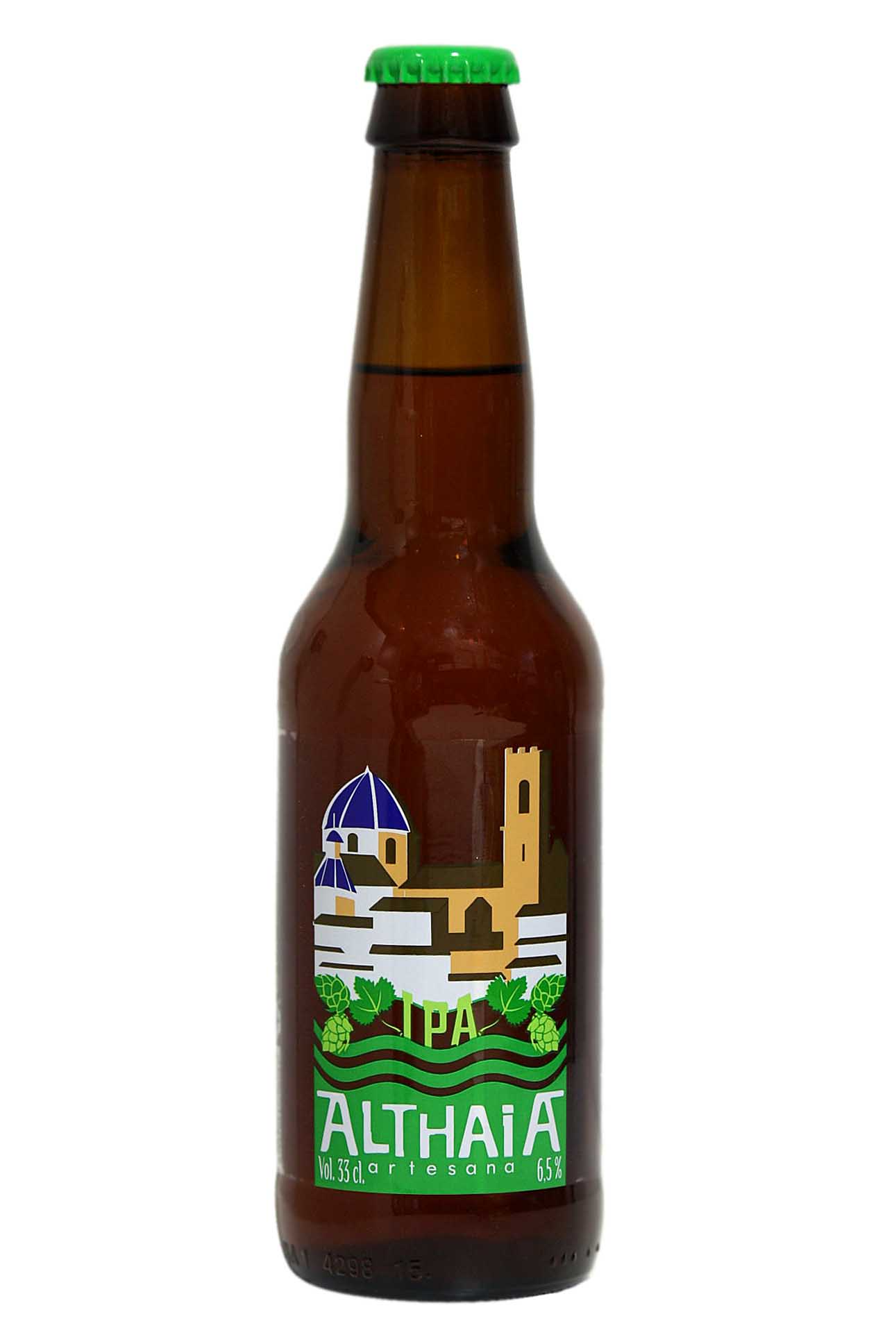 Altahia indian pale ale