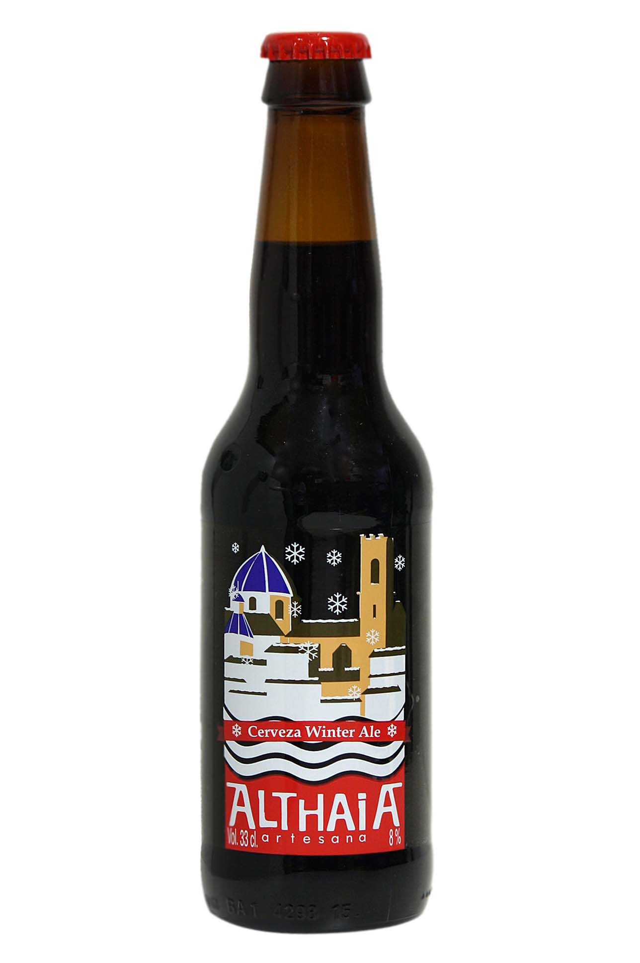 Winter ale altahia beer