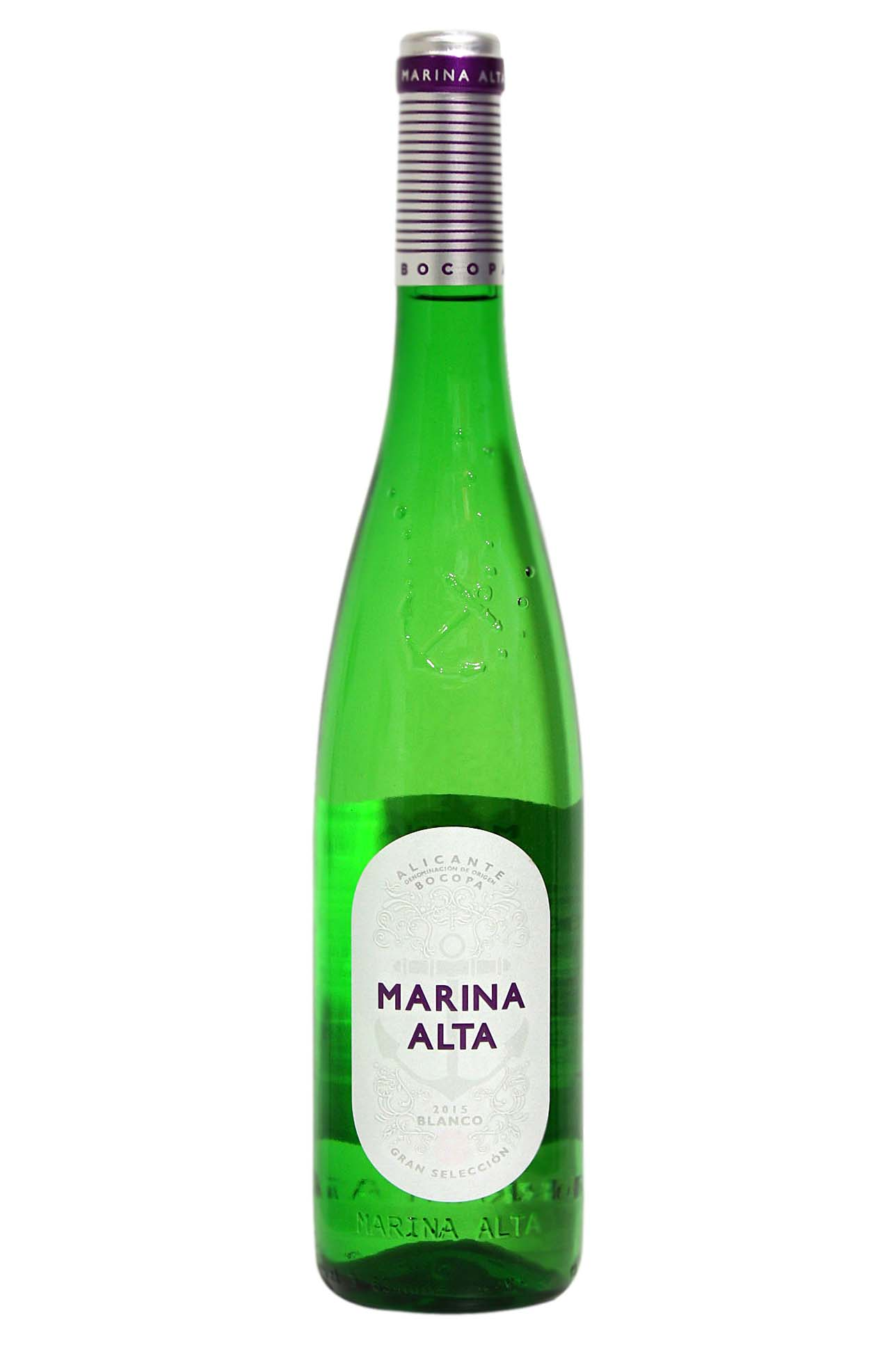 Marina Alta white wine