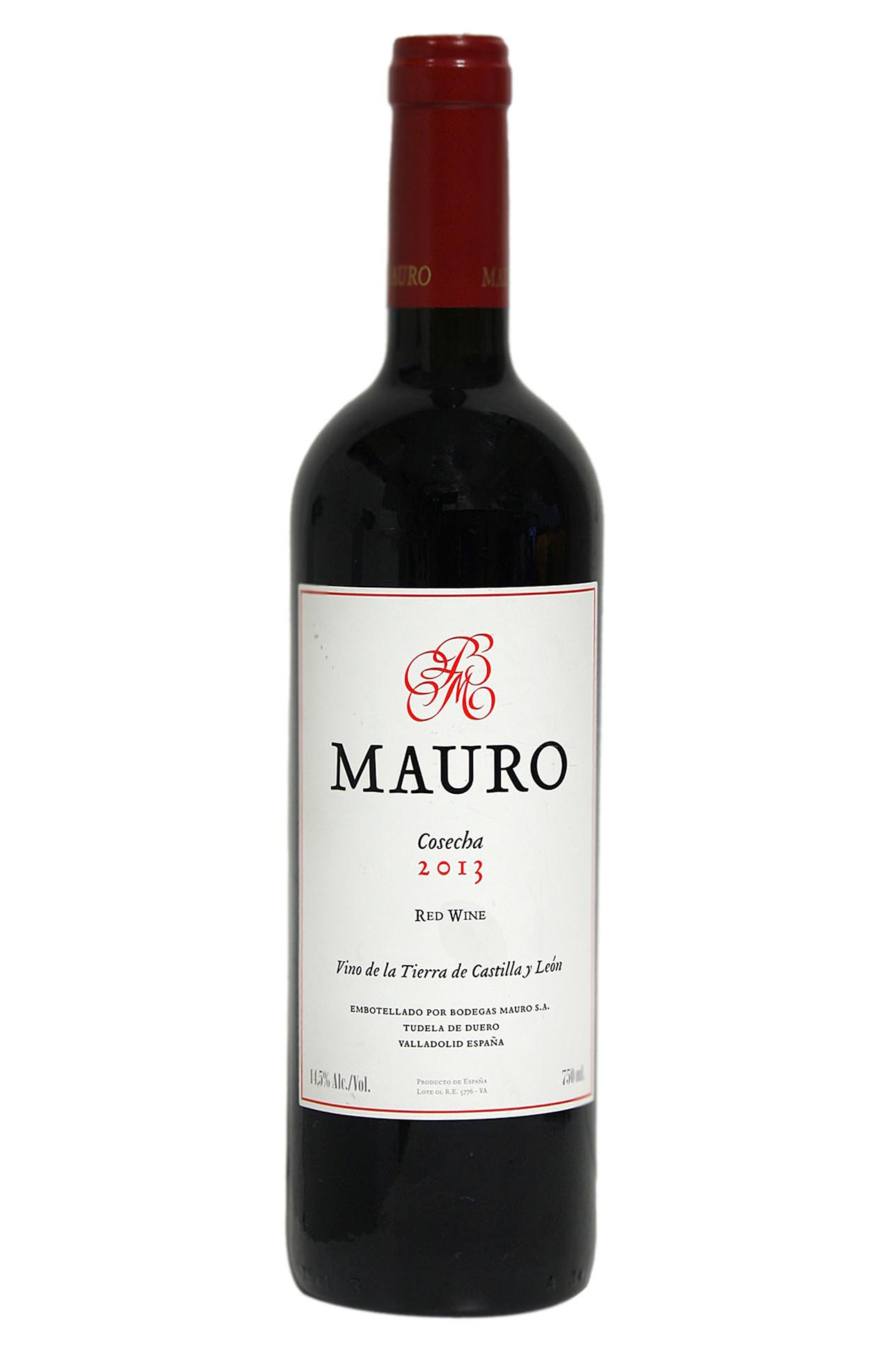Mauro red wine