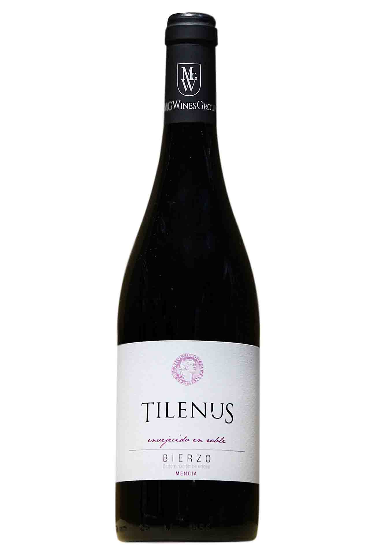 Tilenus red wine