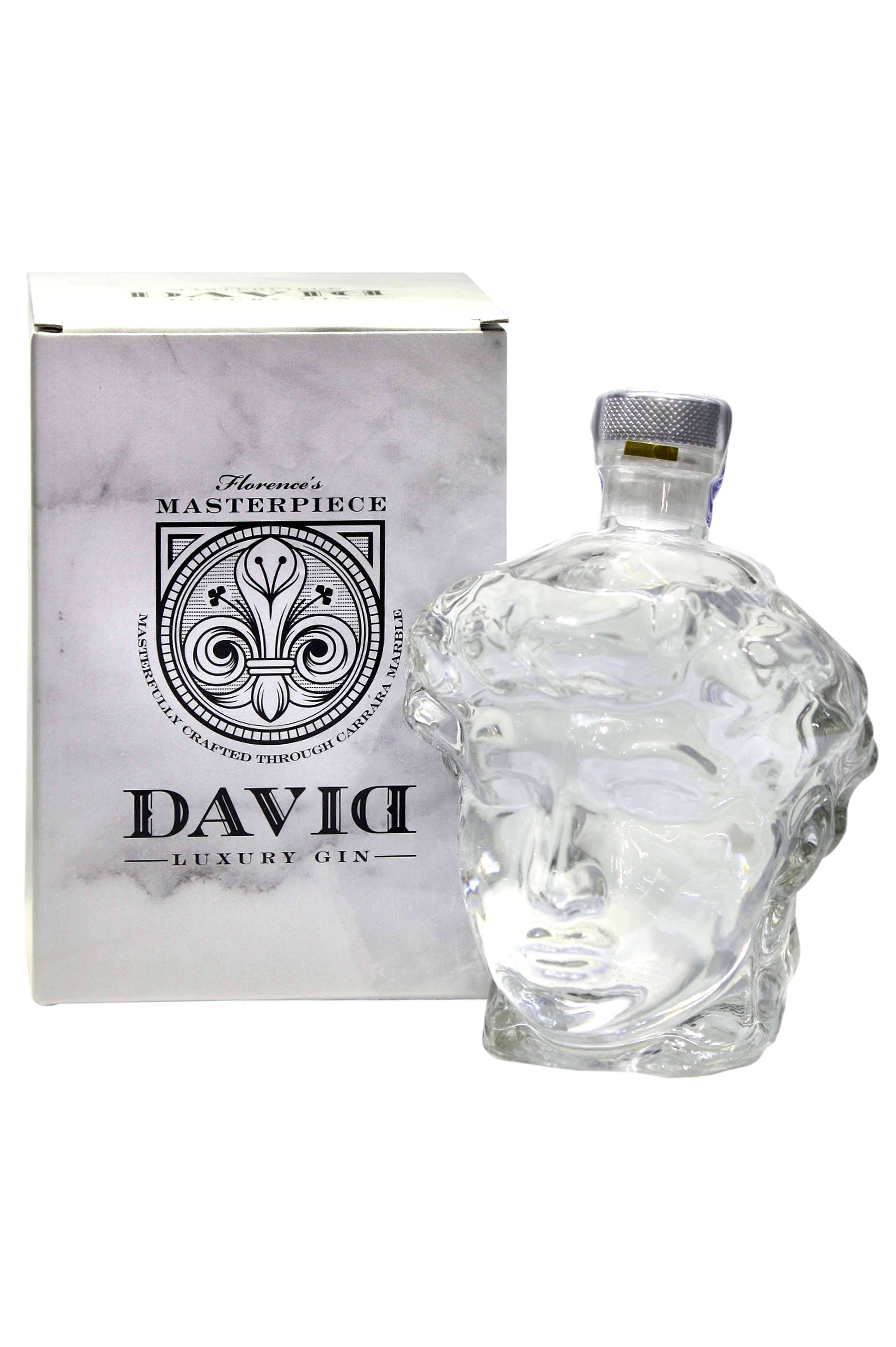 David premiun luxury gin