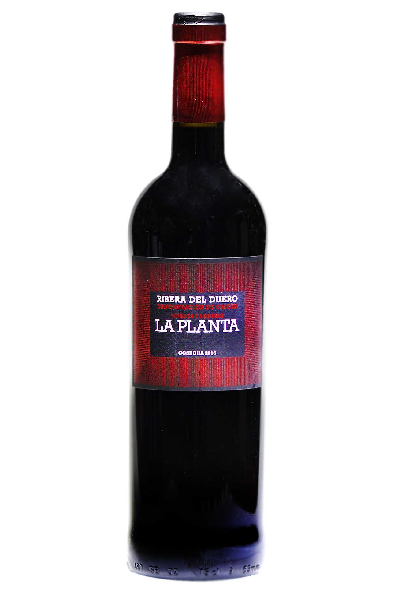 La Planta cosecha red wine