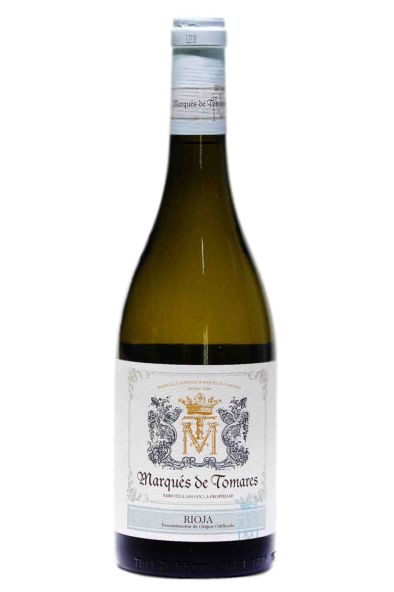 Marques de Tomares white wine