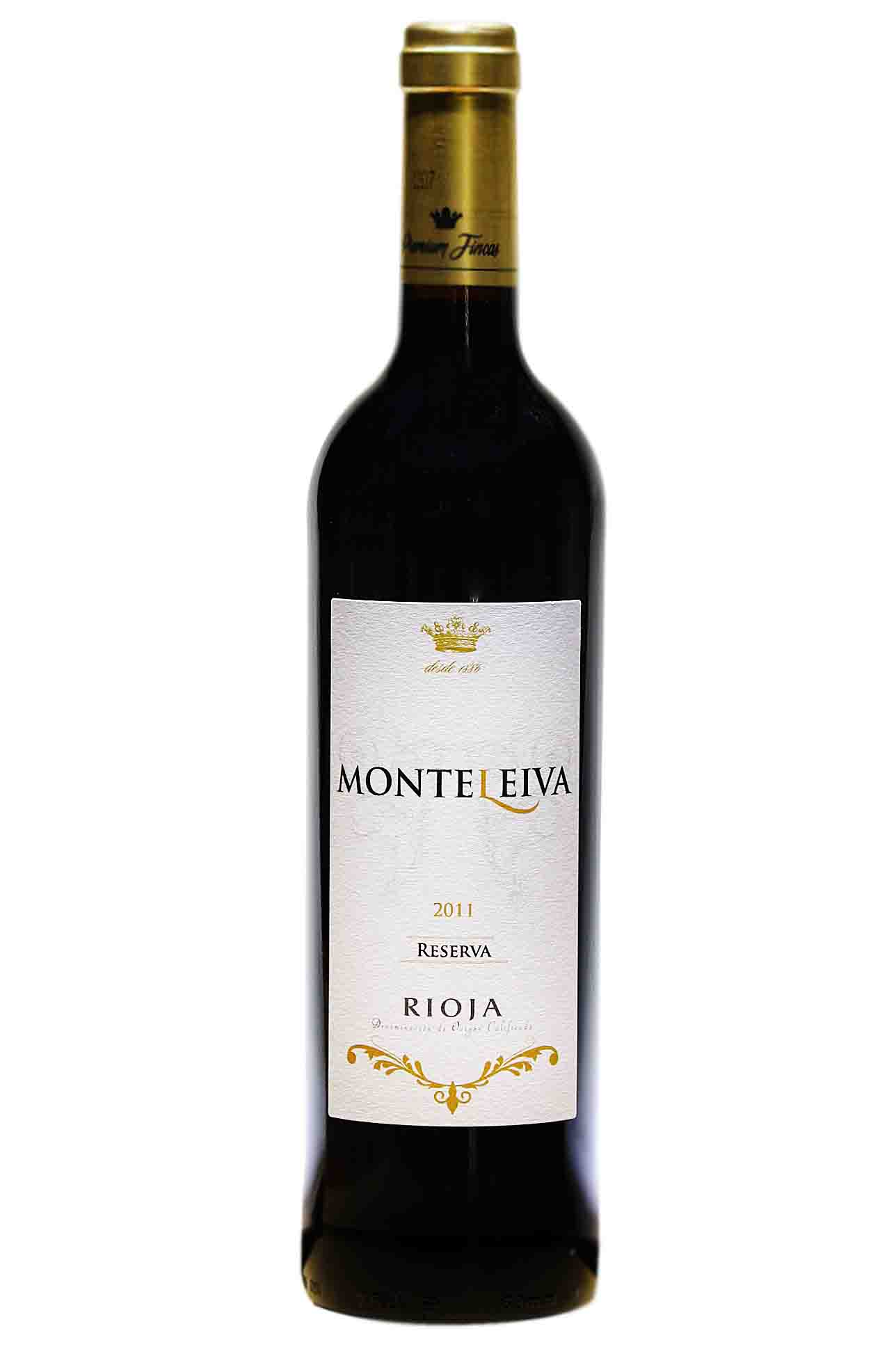 Monteleiva red wine