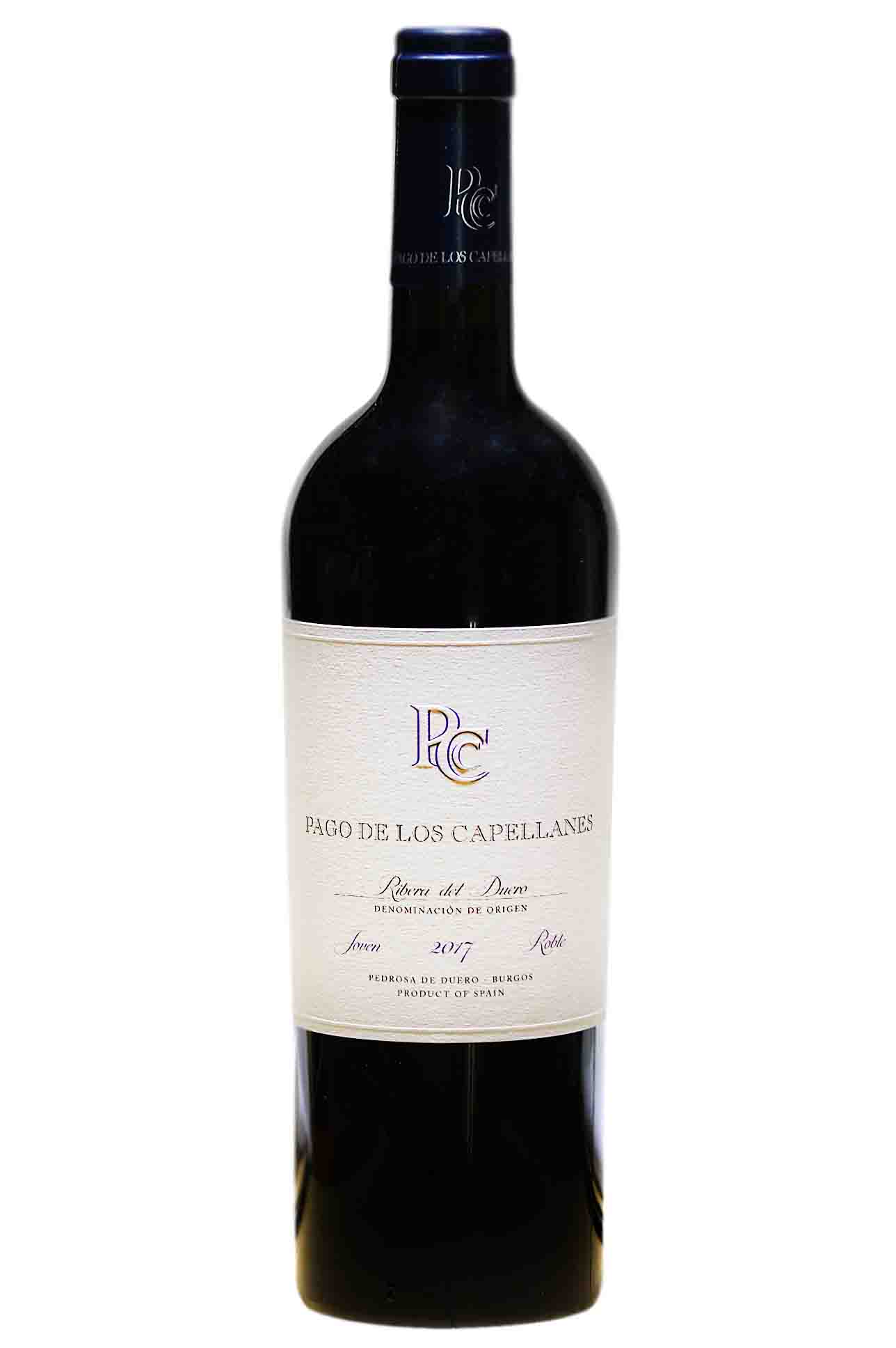 Pago de Los Capellanes cosecha red wine