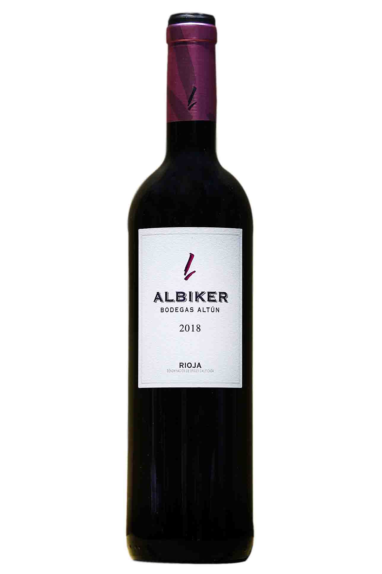 Red wine albiker