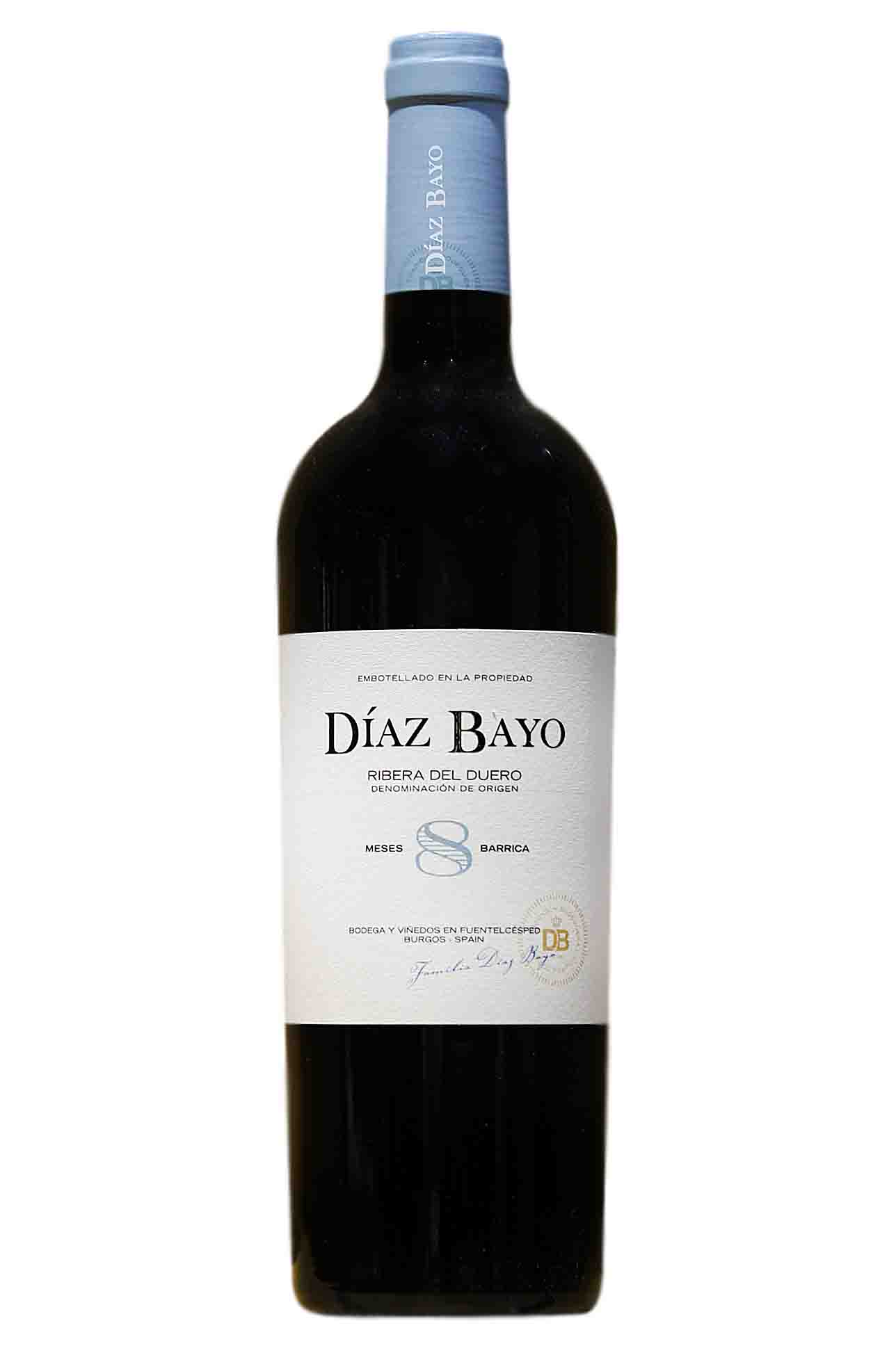 Diaz Bayo red wine